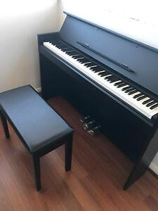 99% new digital piano - Yamaha YDPS52 Middle Park Port Phillip Preview