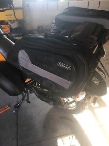 Sidewind Motorcycle bags.