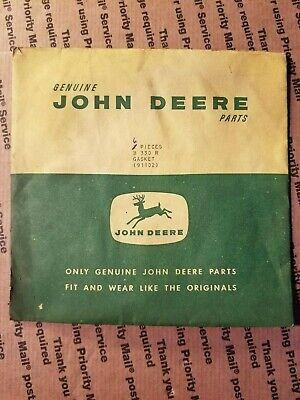 John Deere B Transmission Bearing Cover Gasket B330r