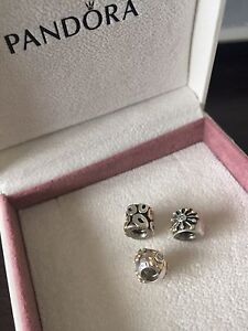 Genuine Retired Pandora Charms Northgate Port Adelaide Area Preview