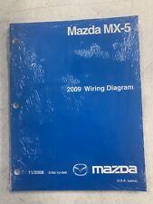 2009 Mazda & MX5 Miata Mazdaspeed Electrical Wiring ...
