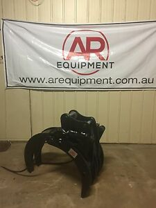 3 ton excavator hydraulic log grab rock grapple EOFY sale! Palmwoods Maroochydore Area Preview