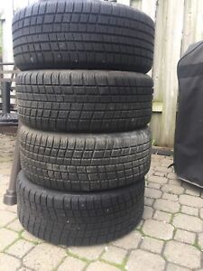 215/45 R17 87H MICHELIN TIRES