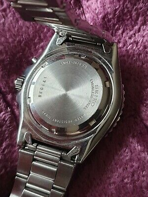 Vintage seiko divers watch 5M62