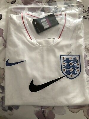 Nike England Home Football Shirt Size XXL 2XL BNWT