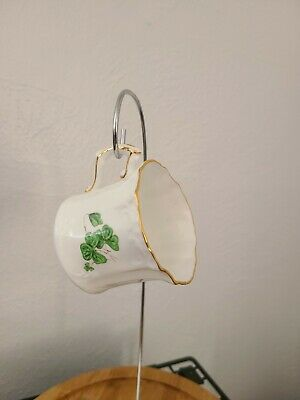 """Details about  /3/"""" x 2/"""" Little China Luster Ware Desk Purse to Hold Business Cards Credit Cards"""