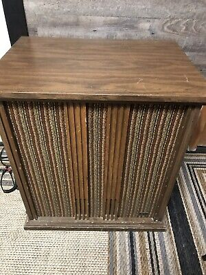VINTAGE  LESLIE SPEAKER Model 130 HAMMOND Organ with 11 pin cable.