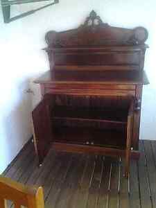 Mahogany sidetable Soldiers Point Port Stephens Area Preview