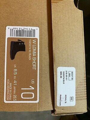 Koolburra By Ugg W Lomia Short Women's Size 10 1020274 W/Black