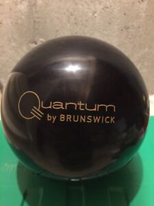 Bowling Ball - Brunswick Quantum Black