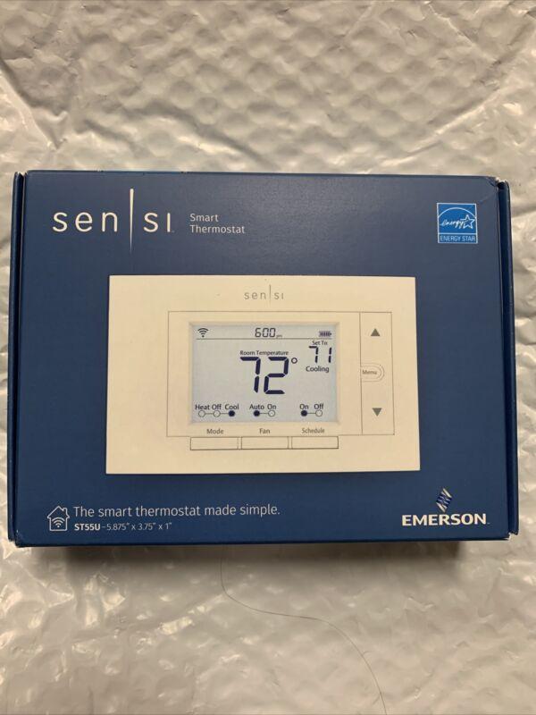Sensi ST55 Smart Home Thermostat New