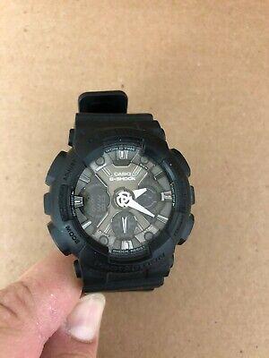 Casio G-Shock GMA-S120MF 5518 Black Shock Resistant Wrist Watch