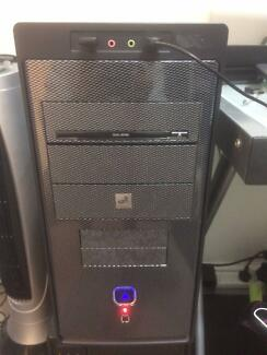 Media Desktop Computer Tower