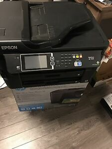 Epson WF-7620 all in one inkjet printer
