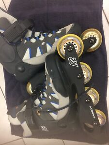 K2 Ascent -Carbon roller blades