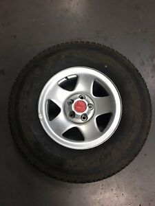 Jeep/Ranger spare tire and rim