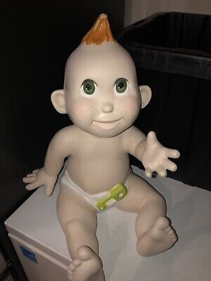 Fusion Specialties Baby Mannequin Display Form 18 Sitting
