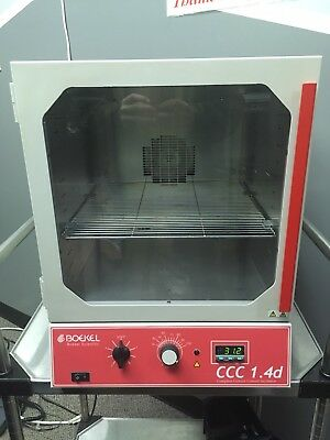 Boekel Digital Incubator Ccc 1.4d Cat No. 138225 Pre-owned Tested Excellent