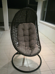Outdoor Hanging Chair Wakerley Brisbane South East Preview