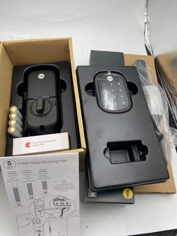 Yale Assure Lock SL w/ Z-Wave Smart Key Free Touchscreen Deadbolt