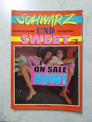 vintage glamour magazine schwarz und sweet No.22