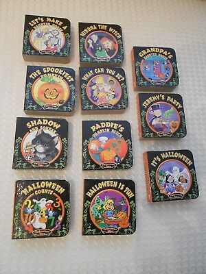 (11) HALLOWEEN TALES MINI BOOKS-MCGRAW HILL-2003 ISSUE](Halloween Mini Books)