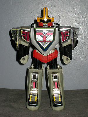 Vintage Power rangers red shadow megazord BANDAI 2000 ( haut 22 cm )