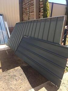 Garden shed colour bond sheets FREE PICKUP Burnside Melton Area Preview