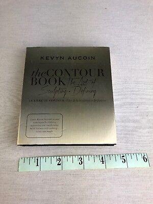 Kevyn Aucoin The Contour Book, The Art of Sculpting & Defining Makeup