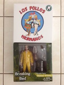 MEZCO SDCC 2013 BREAKING BAD WALTER WHITE EXCLUSIVE FIGURE