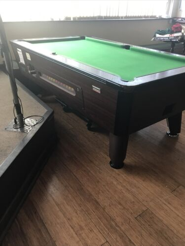 Commercial superleague pool table