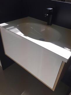 Custom Bathroom Vanities Wollongong bathroom vanity cabinet in wollongong region, nsw | gumtree
