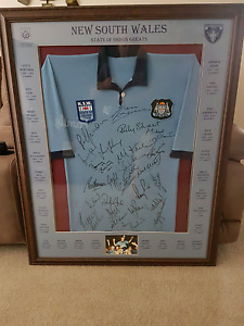 NSW STATE OF ORIGIN GREATS