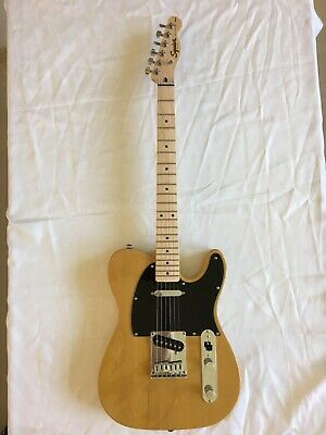 Squier by Fender Telecaster Tele Affinity - Higher Quality Please Read!