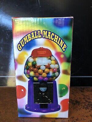 NEW Mini Gum Ball Machine Snack Dispenser RED