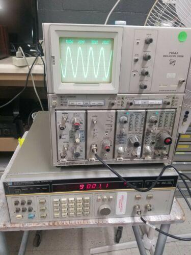 Agilent HP 3336C Synthesizer/ Level Generator  FREE SHIPPING !