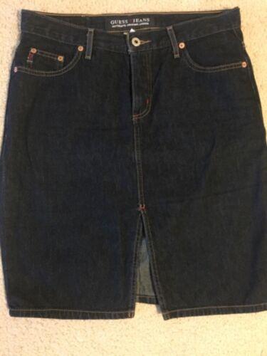 Guess Denim Jean Skirt 29 marciano dress pant top