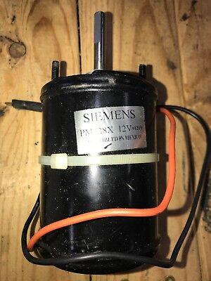 John Deere Ah84394 Ah88519 Electric Motor 4400 6600 3300 Combine
