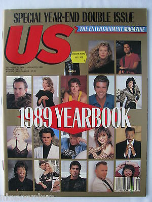 Jack Nicholson  Kim Basinger  Richard Grieco  Paula Abdul 3 25 89 1 8 90 Us V G