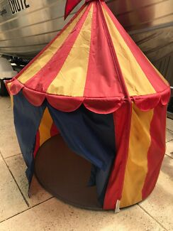 IKEA circus tent & Circus Diabolo and spinning plate | Toys - Indoor | Gumtree ...