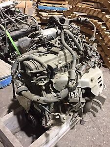 1998 TOYOTA RAV4 ENGINE ONLY 2700KMS