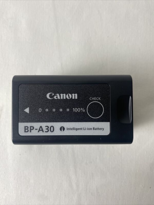 Canon BP-A30 Battery NEW NEVER USED
