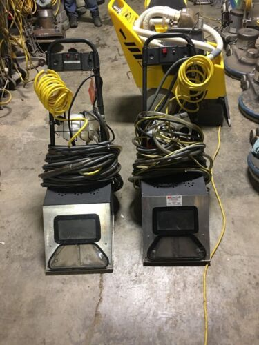 "HP Products Commercial Cleaning System ""NICE"" SC Johnson"