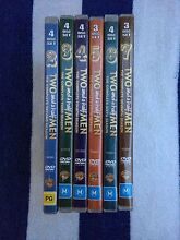 Two and a half men TV seasons $15EA The Entrance Wyong Area Preview
