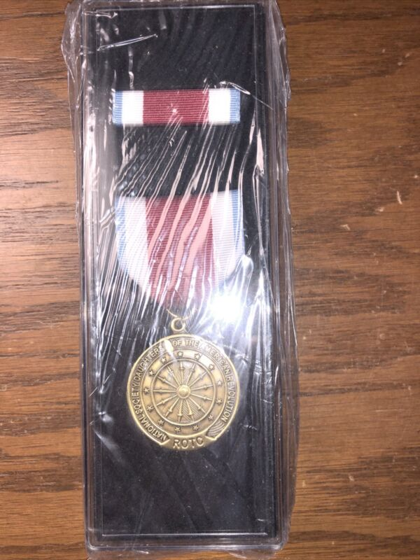NEW National Society Daughters of the American Revolution (DAR) ROTC Award/Medal