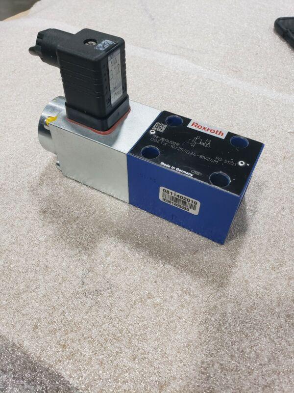 Rexroth Pressure Control Valve DBETX-10/250G24-8NZ4M #112SR A14PR2