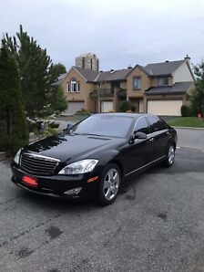 2007 Mercedes Benz S550 - EMBASSY OWNED ONLY