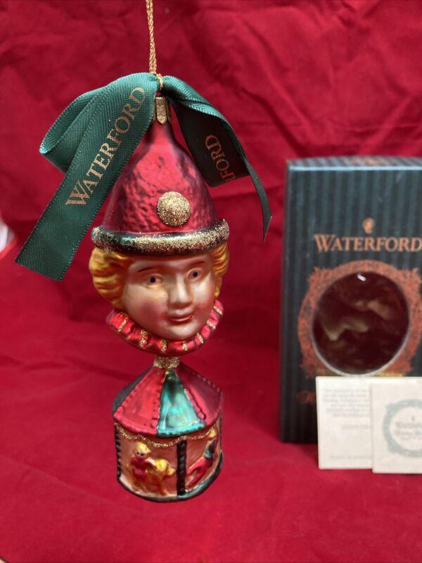 waterford Drummer Boy Holiday Heirloom Nostalgic christmas ornament box