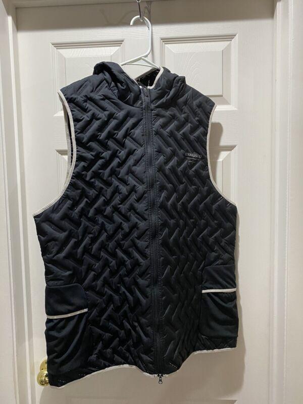 Mens Nike X Undercover Gyakusou Aeroloft Running Vest 910796-010 Size XL