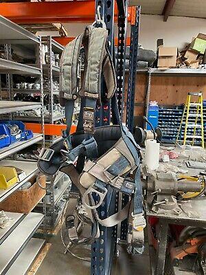 3m Dbi Sala 1110502 Exofit Tower Climbing Harness Large Missing Seat